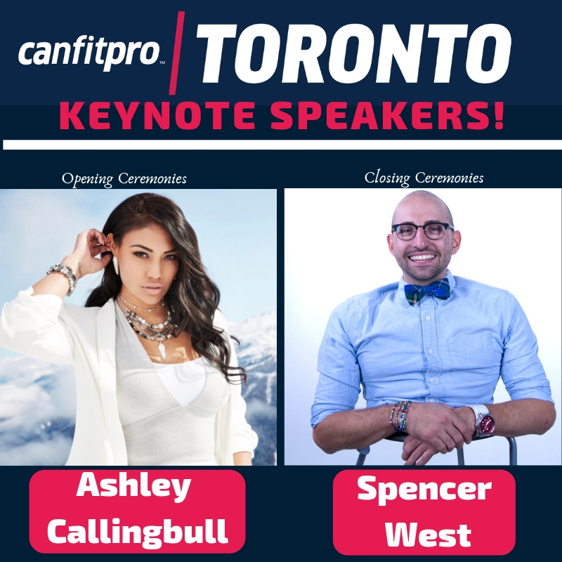 canfitpro Toronto Keynote Speakers 2019