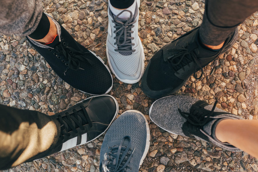 Workout Shoe or Running Shoe?